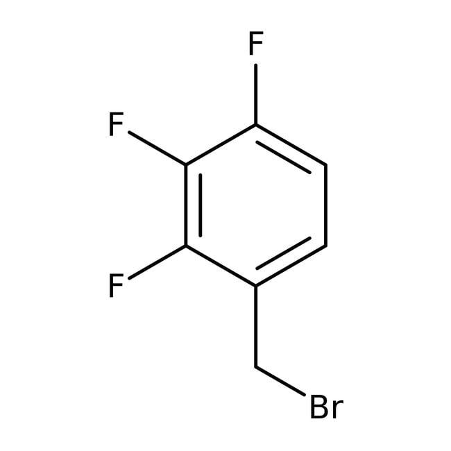 2,3,4-Trifluorobenzyl bromide, 97%, ACROS Organics™