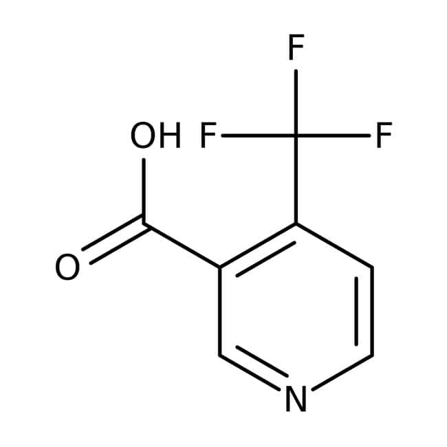 4-(Trifluoromethyl)nicotinic acid, 97%, Maybridge