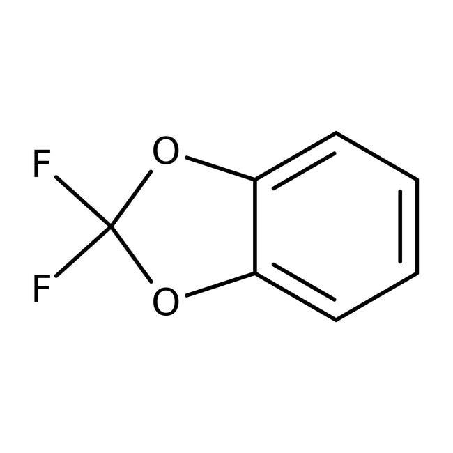 2,2-Difluoro-1,3-benzodioxole, 97%, Acros Organics