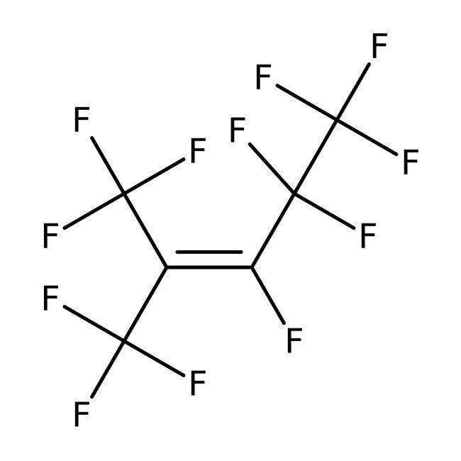 Perfluoro-2-methyl-2-pentene, 98%, ACROS Organics