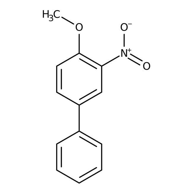 4-Methoxy-3-nitrobiphenyl 99.0+%, TCI America™