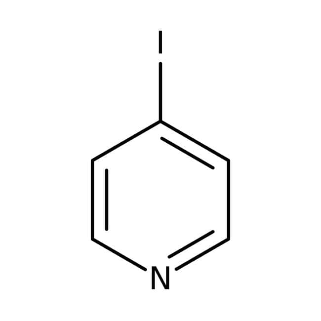 4-Iodopyridine, ≥97%, Maybridge™ Amber Glass Bottle; 10g 4-Iodopyridine, ≥97%, Maybridge™