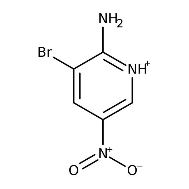 2-Amino-3-bromo-5-nitropyridine, 98%, ACROS Organics