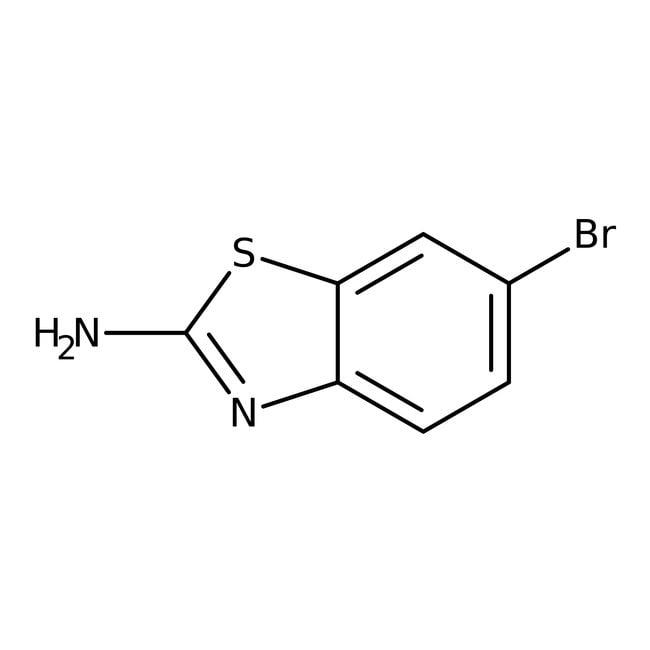 2-Amino-6-bromobenzothiazole, 95%, ACROS Organics™