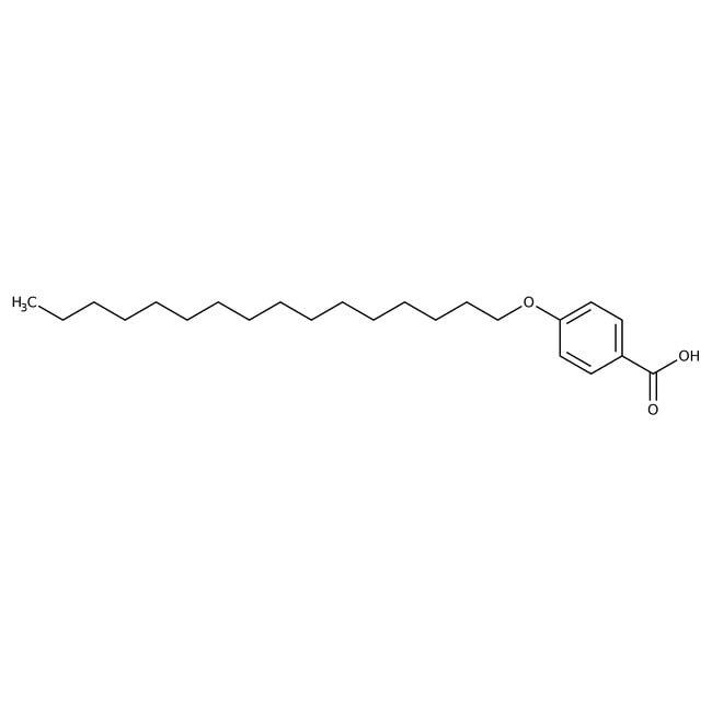 4-Hexadecyloxybenzoic acid, 98%, ACROS Organics