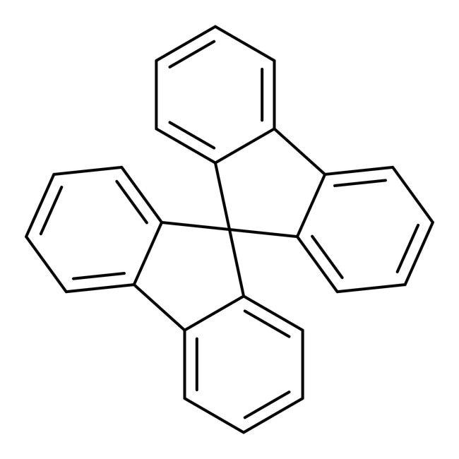 Alfa Aesar™9,9'-Spirobifluorene, 98%: Benzenoids Organic Compounds