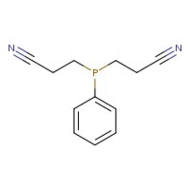 Alfa Aesar™Bis(2-cyanoethyl)phenylphosphine 1g prodotti trovati