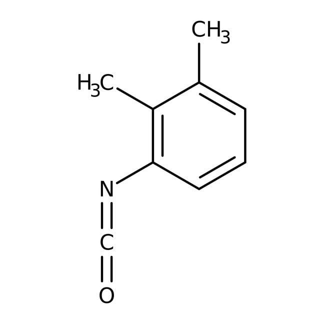 2,3-Dimethylphenyl isocyanate, 99+%, ACROS Organics