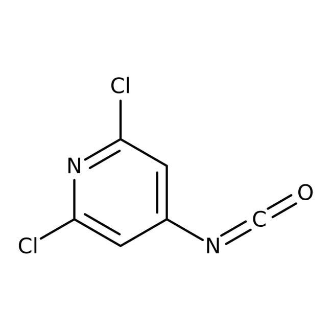 2,6-Dichloro-4-isocyanatopyridine, 90%, Acros Organics™ 1g 2,6-Dichloro-4-isocyanatopyridine, 90%, Acros Organics™