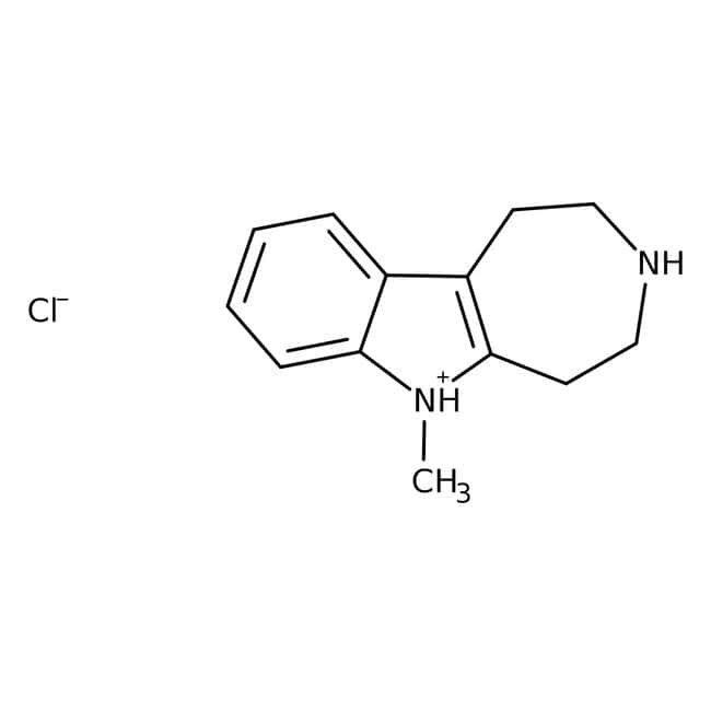 PNU 22394 hydrochloride, Tocris Bioscience™ 50mg PNU 22394 hydrochloride, Tocris Bioscience™