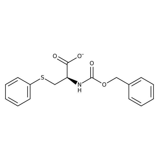 N-Carbobenzyloxy-S-phenyl-L-cysteine, 98%, Acros Organics