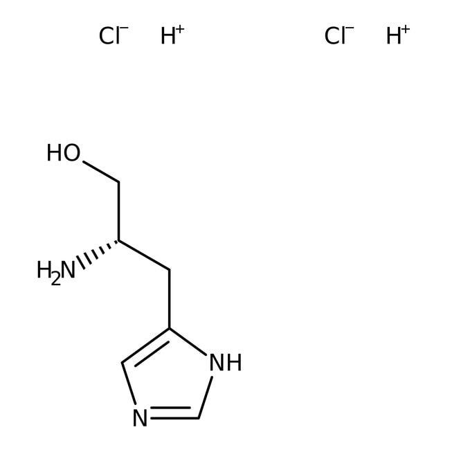 L(-)-Histidinol dihydrochloride, 99%, ACROS Organics™