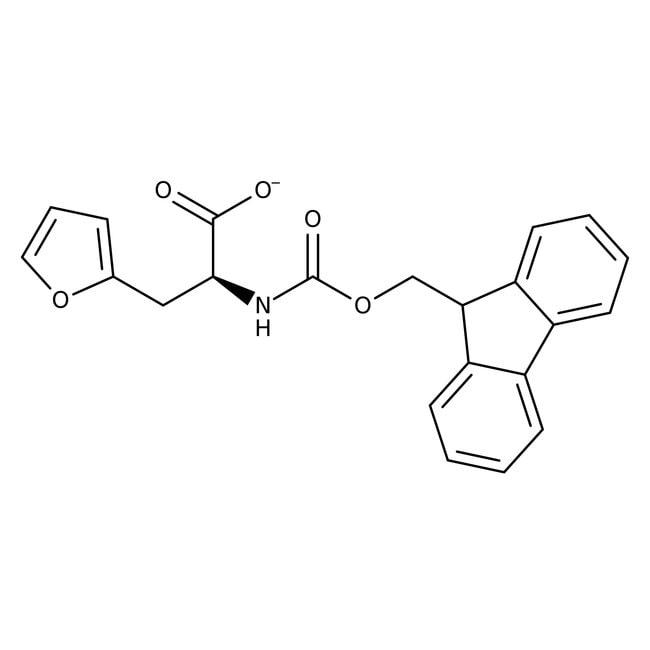 (S)-N-FMOC-(2-Furyl)alanine, 95%, 98% e.e., Acros Organics