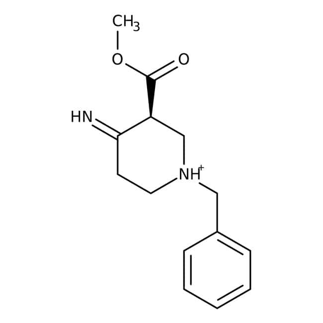 Methyl 4-amino-1-benzyl-1,2,5,6-tetrahydropyridine-3-carboxylate, 99%, ACROS Organics™