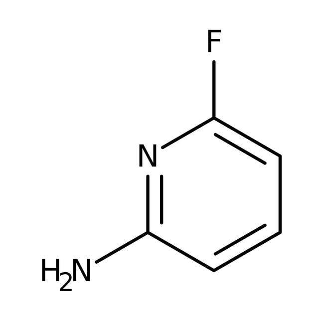 Alfa Aesar™2-Amino-6-fluoropyridine, 97% 1g Alfa Aesar™2-Amino-6-fluoropyridine, 97%