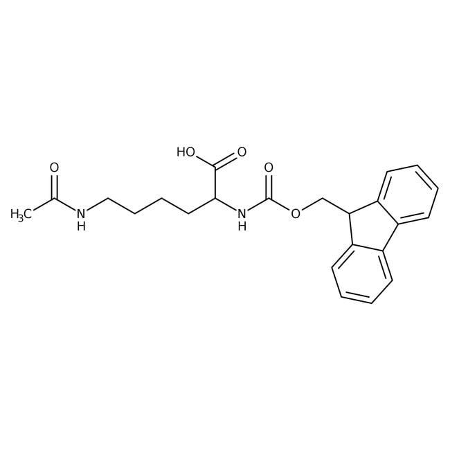 Alfa Aesar  Nepsilon-Acetyl-Nalpha-Fmoc-L-lysine, 98%