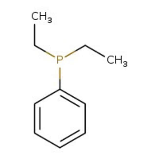 Alfa Aesar™Diethylphenylphosphine, 97% 1g Alfa Aesar™Diethylphenylphosphine, 97%