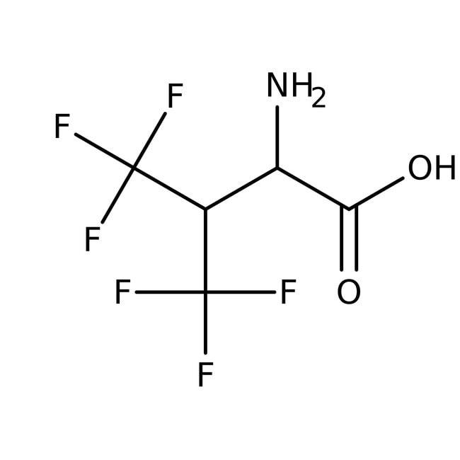 4,4,4,4',4',4'-Hexafluoro-DL-valine, 97%, ACROS Organics™
