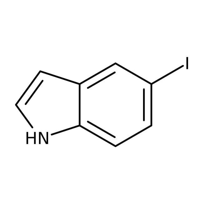 5-Iodoindole, 95%, ACROS Organics™