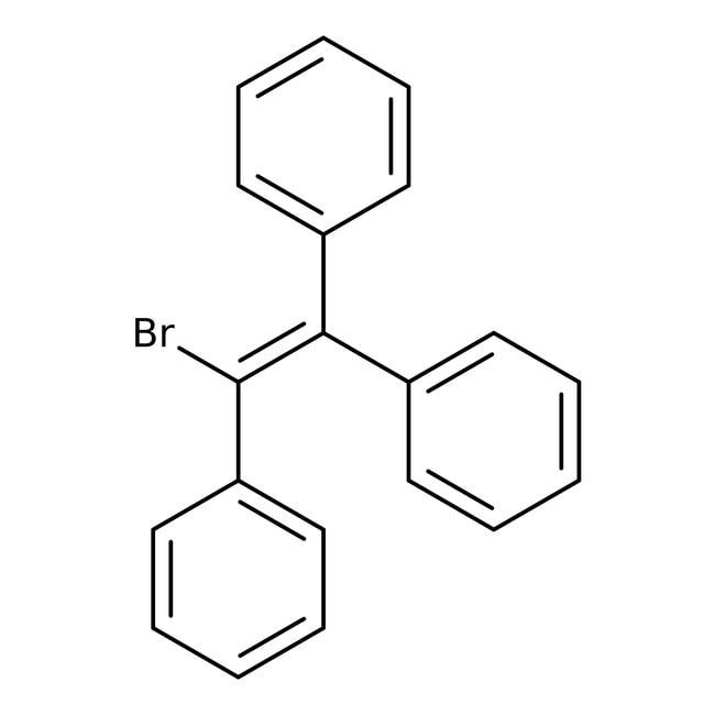 Bromotriphenylethylene, 98%, ACROS Organics
