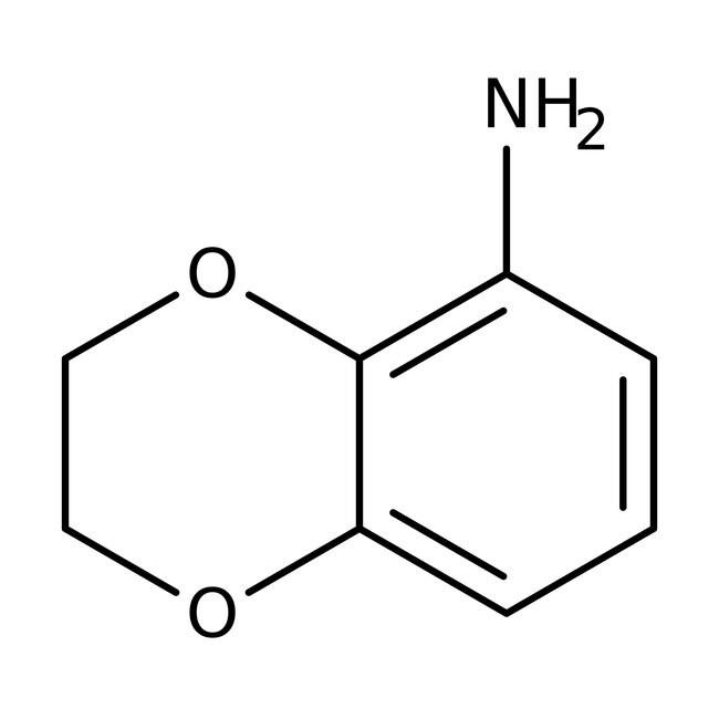 1,4-Benzodioxan-5-amin, 95%, ACROS Organics™: Benzodioxanes Organoheterocyclic compounds