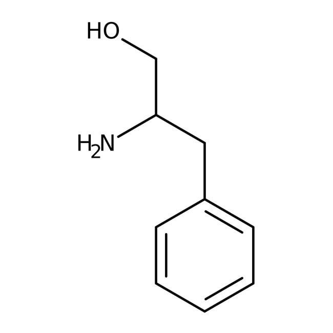 Alfa Aesar™DL-Phenylalaninol, 96% 5g Alfa Aesar™DL-Phenylalaninol, 96%