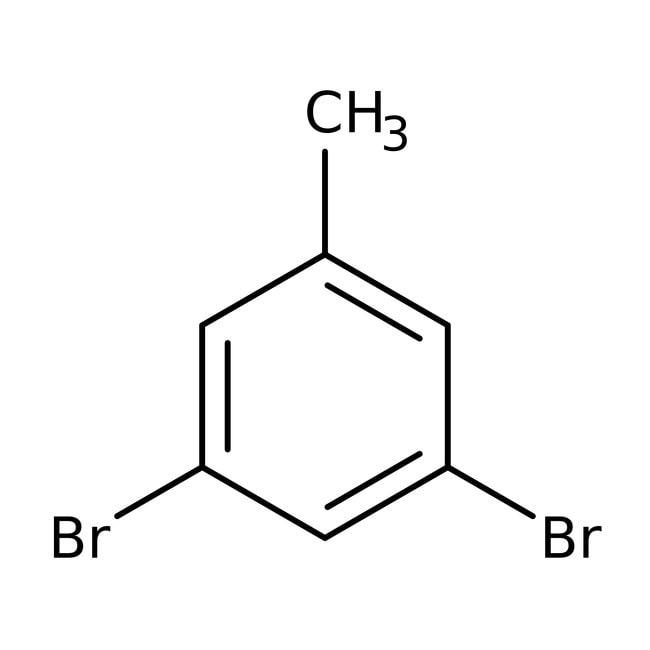 3,5-Dibromotoluene, 98%, ACROS Organics