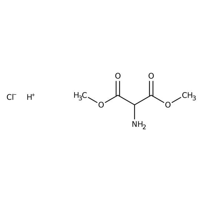 Dimethyl aminomalonate hydrochloride, 97%, ACROS Organics