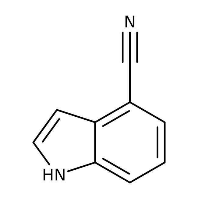4-Cyanoindole, 97%, ACROS Organics™