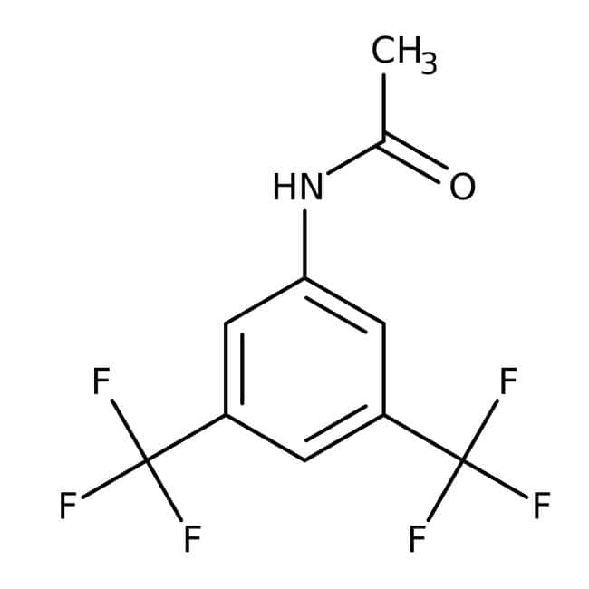 Alfa Aesar  3',5'-Bis(trifluoromethyl)acetanilide, 98%