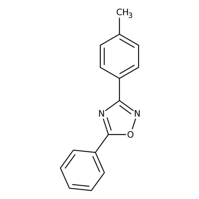 Alfa Aesar™3-(4-Methylphenyl)-5-phenyl-1,2,4-oxadiazole, 97%