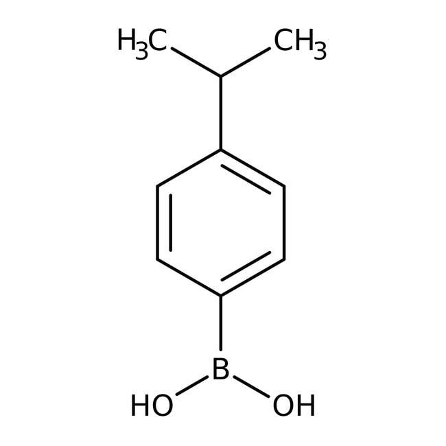 Alfa Aesar  4-Isopropylbenzeneboronic acid, 98+%