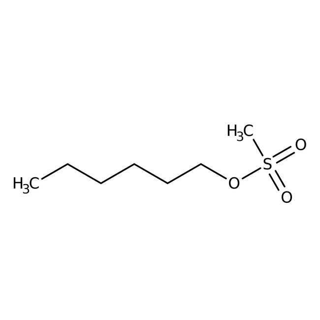 Hexyl Methanesulfonate 96.0+%, TCI America™