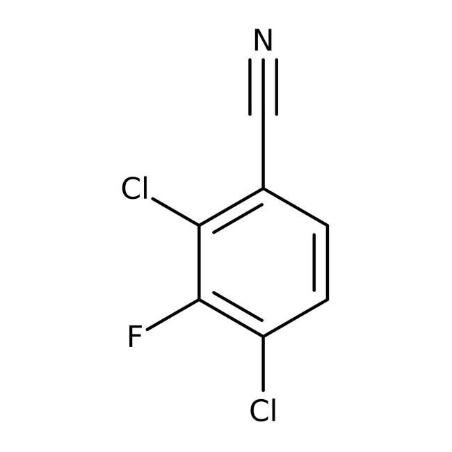 Alfa Aesar™2,4-Dichlor-3-fluorbenzonitril, 98% 5g Alfa Aesar™2,4-Dichlor-3-fluorbenzonitril, 98%