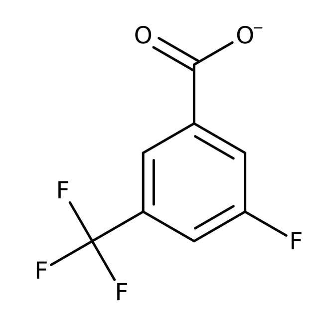 3-Fluoro-5-(trifluoromethyl)benzoic acid, 98%, ACROS Organics™