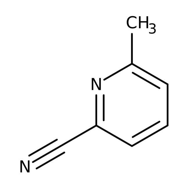 Alfa Aesar™2-Cyano-6-Methylpyridin, 98% 5g Alfa Aesar™2-Cyano-6-Methylpyridin, 98%