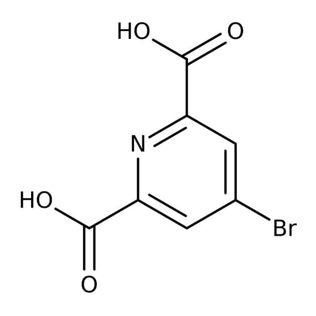 4-Bromo-2,6-pyridinedicarboxylic Acid Monohydrate 98.0+%, TCI America™