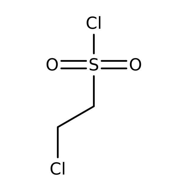 2-Chloroethanesulfonyl chloride, 95%, ACROS Organics™