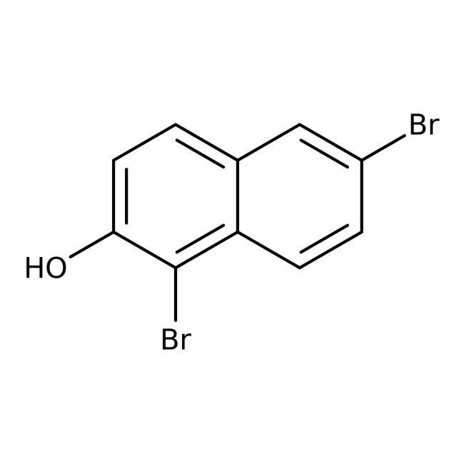 1,6-Dibromo-2-naphthol, 99%, ACROS Organics™