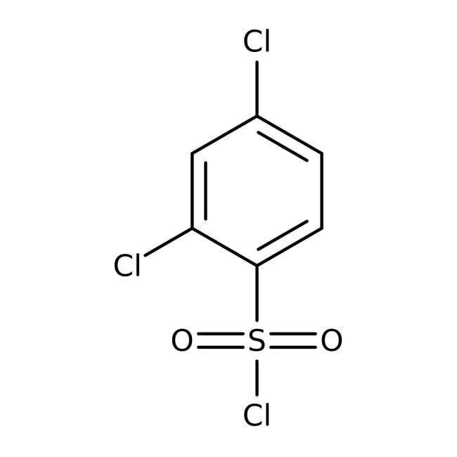 Alfa Aesar™2,4-Dichlorobenzenesulfonyl chloride, 98% 100g prodotti trovati