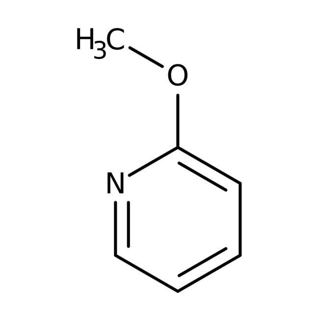 2-Methoxypyridin 98%, ACROS Organics™ 100 g-Glasflasche 2-Methoxypyridin 98%, ACROS Organics™