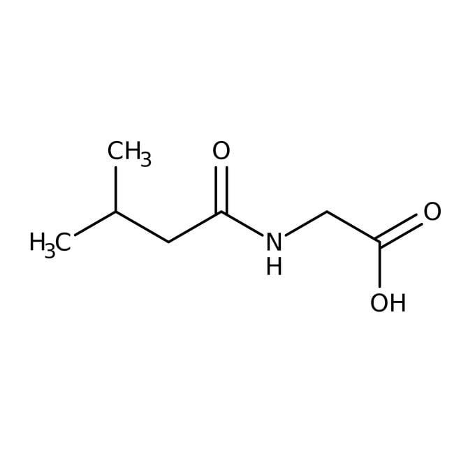 N-Isovalerylglycine 98.0+%, TCI America™