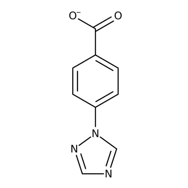 4-(1H-1,2,4-Triazol-1-yl)benzoic acid, 95%, Maybridge™