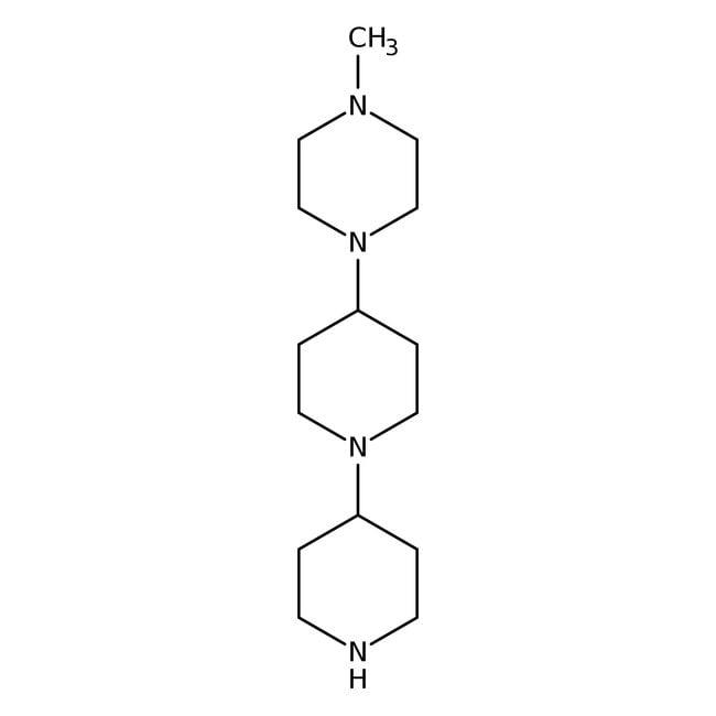 1-Methyl-4-[1-(4-piperidyl)-4-piperidyl]piperazine 98.0+%, TCI America™