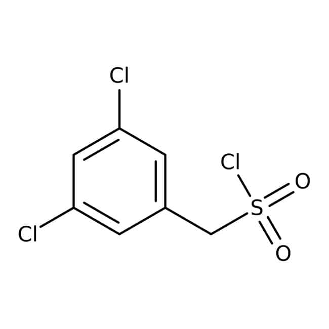 (3,5-Dichlorophenyl)methanesulfonyl chloride, 97%, ACROS Organics
