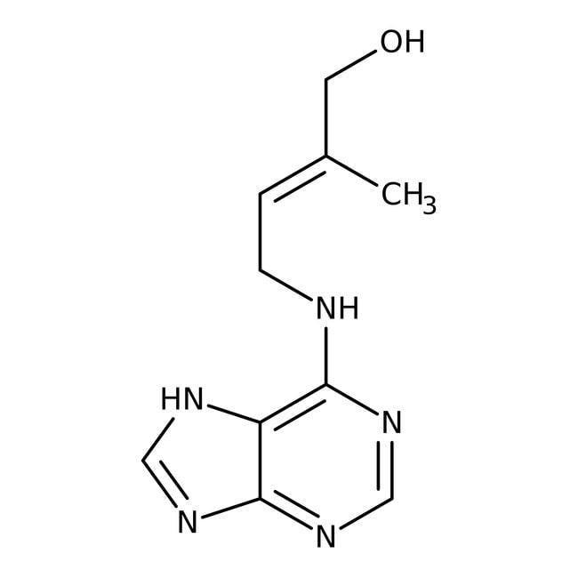 Alfa Aesar™trans-Zeatin, 97% 50mg Alfa Aesar™trans-Zeatin, 97%