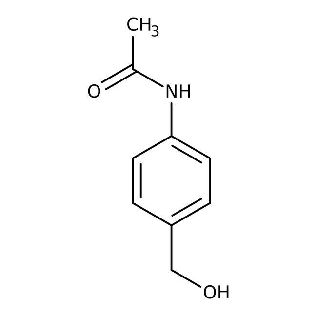 N-[4-(Hydroxymethyl)phenyl]acetamide 98.0+%, TCI America™