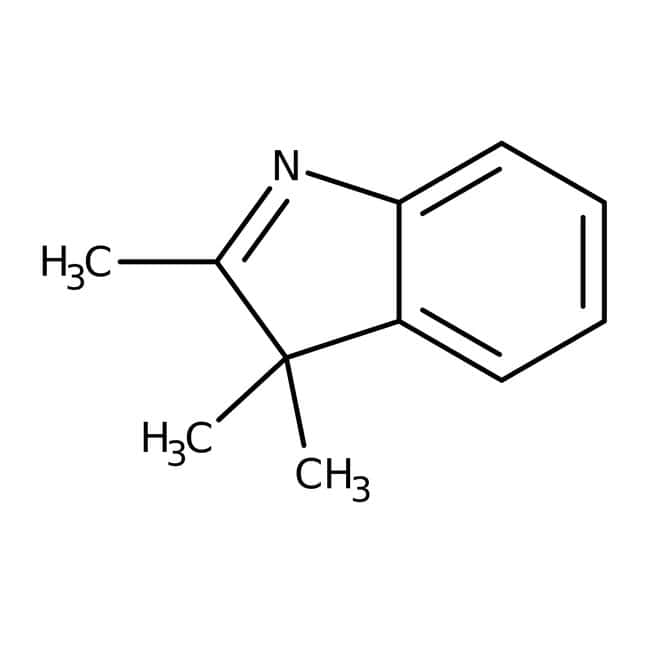 2,3,3-Trimethylindolenine, 98%, ACROS Organics™