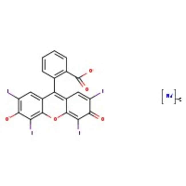 Erythrosin B, pure, certified, ACROS Organics™