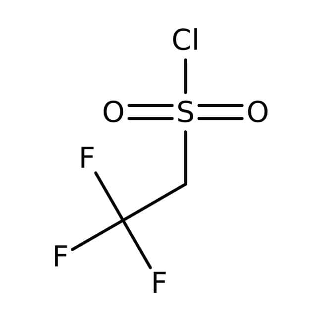 2,2,2-Trifluoroethanesulfonyl chloride, 99%, ACROS Organics™